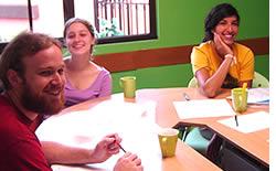 Gruppe 4 Spanischkurs: Startdaten